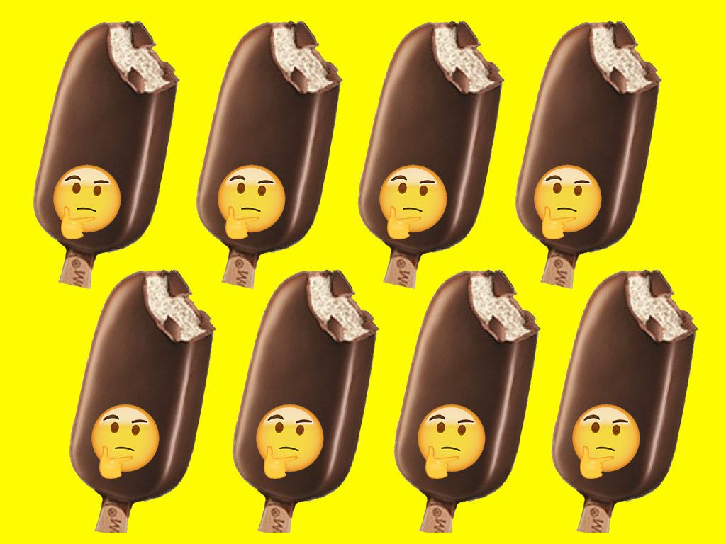 Britain's Favourite 'Ice Lolly' Is... A Magnum