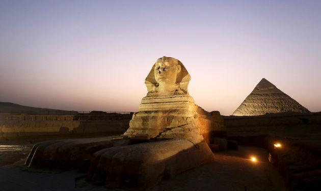 Πανάρχαια σπίτια 4.500 ετών ανακαλύφθηκαν κοντά στις Πυραμίδες της