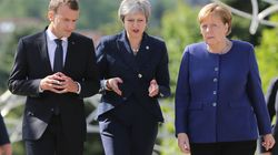 Europe To May: Don't Expect An Easy Ride On Brexit Talks After Cabinet