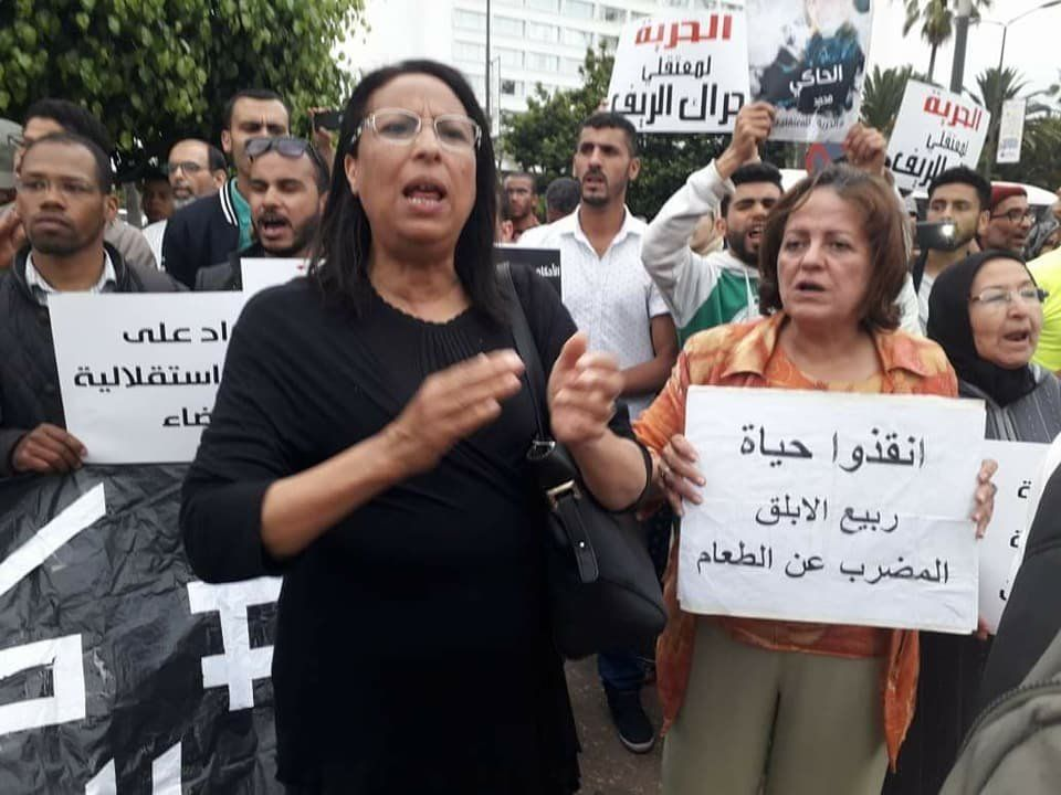 Détenus du Hirak: Rabie Al Ablaq suspend provisoirement sa grève de la