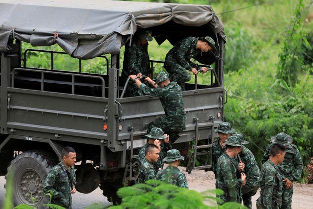 Αγωνία τέλος στην Ταϊλάνδη. Διασώθηκαν και τα δώδεκα