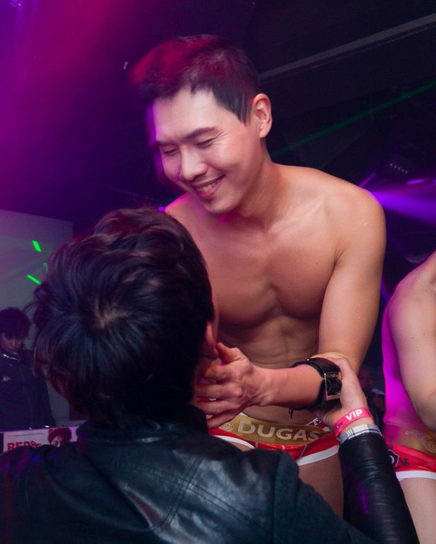 ▲ SPIKE 공연 : 제1회 RED PARTY, 2013.11.30. @Action,