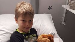 'Am I Going To Die, Mum?' How I Told My 9-Year-Old Son His Tumour Would Never Go