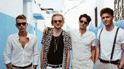 Le groupe britannique The Vamps dévoile son nouveau clip tourné à