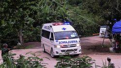Thaïlande: les 13 rescapés de la grotte sauvés, au terme d'une course contre la
