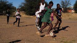 Volltreffer: vom Straßenfußball in eine bessere