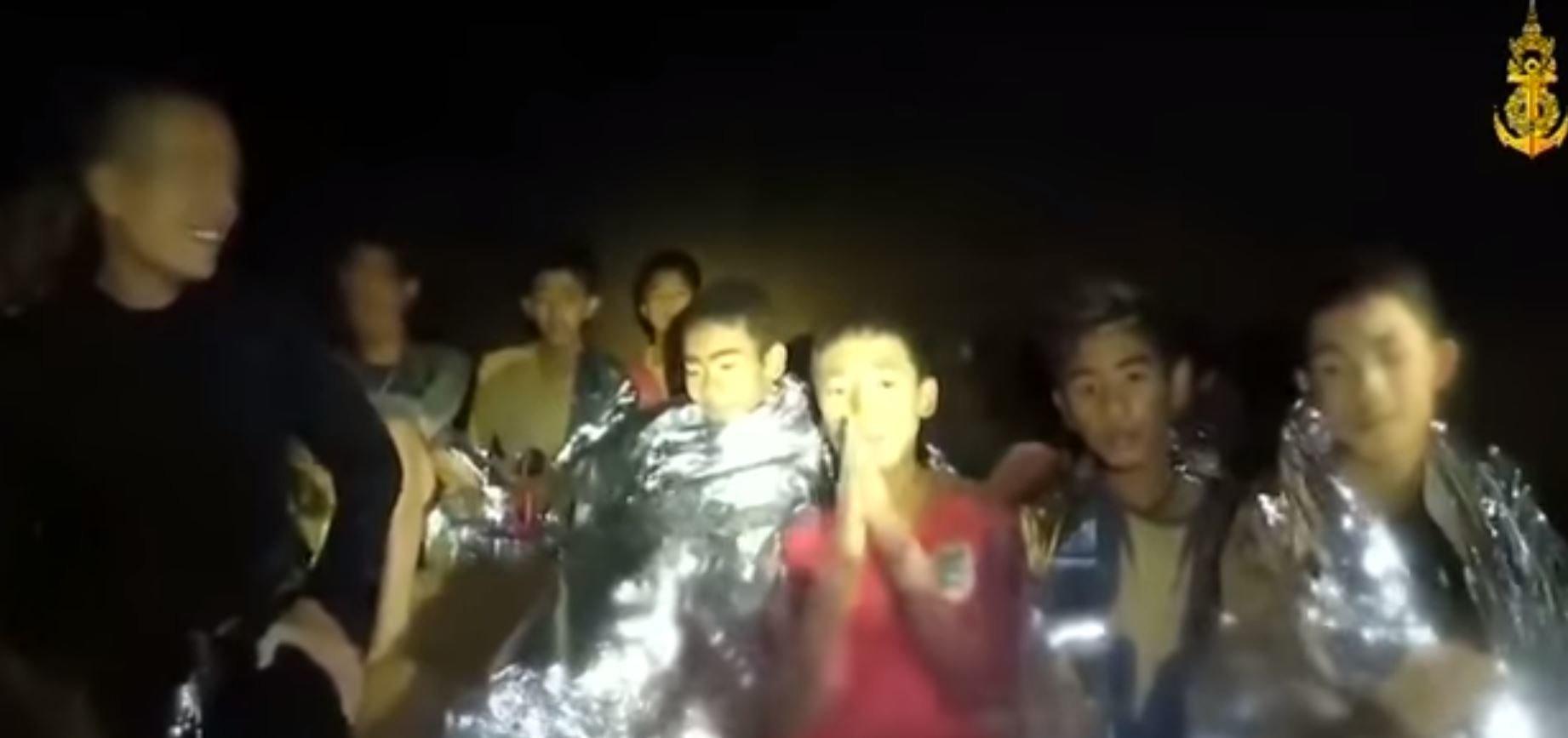 태국이 '동굴 영웅' 난민에게 국적 부여 추진한다