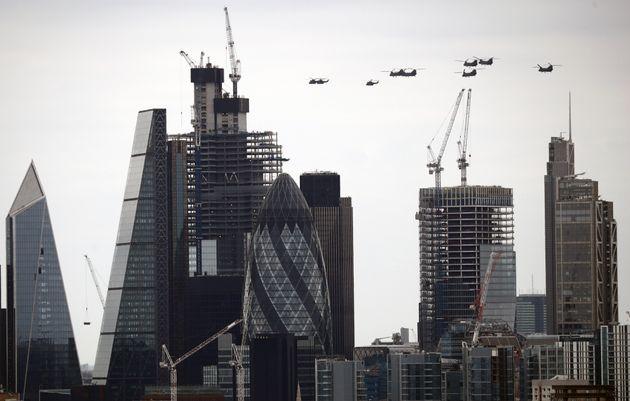 Ο πρώτος αιώνας της RAF: Τα 100 χρόνια της γιορτάζει η βρετανική Βασιλική Πολεμική