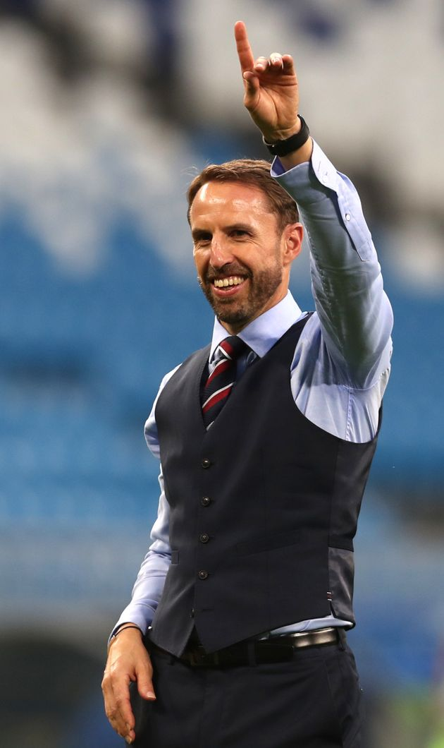 Gareth Southgate's Waistcoat Wednesday: How Football Fashion Is Helping Raise Money For