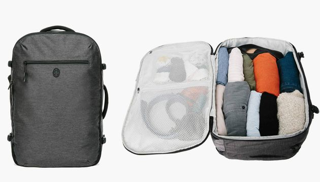 The Tortuga Setout Backpack is a suitcase-style pack that's earning great reviews from