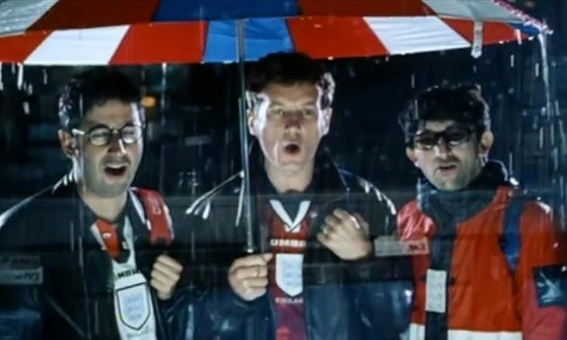 6 Unexpected Versions Of 'Three Lions' To Get You In The Mood For England's World Cup Semi-Final