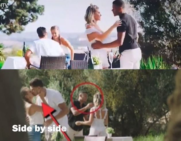 'Love Island': Does This Video Prove Georgia And Jack's Controversial Kiss Was Actually Filmed