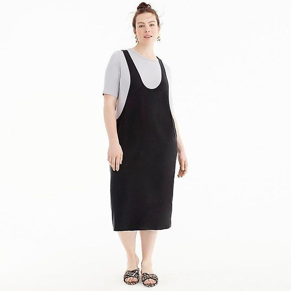 "<strong>Sizes</strong>: XXS to 5X<br>$120, get it <a href=""https://www.jcrew.com/p/womens_feature/universalstandardxjcrew/uni"