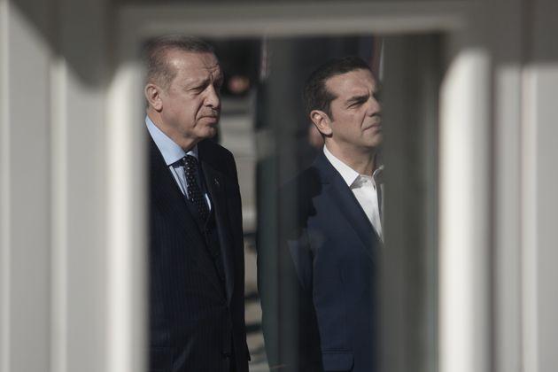 Την Πέμπτη η συνάντηση Τσίπρα - Ερντογάν στο περιθώριο της συνόδου του