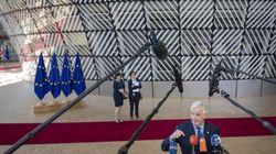 «Από Δευτέρα» οι διαπραγματεύσεις για το Brexit, λέει ο Μπαρνιέ (που αρνείται να σχολιάσει την πολιτική κατάσταση στη
