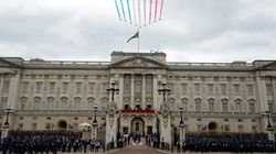 RAF Celebrates Centenary With Massive Flypast Over