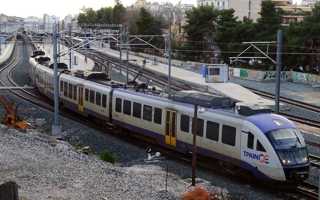 Πιθανές καθυστερήσεις στα δρομολόγια τρένων λόγω απεργιακών
