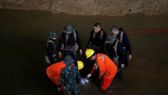 Το χρονικό της μεγάλης διάσωσης των 12 παιδιών και του προπονητή τους στην