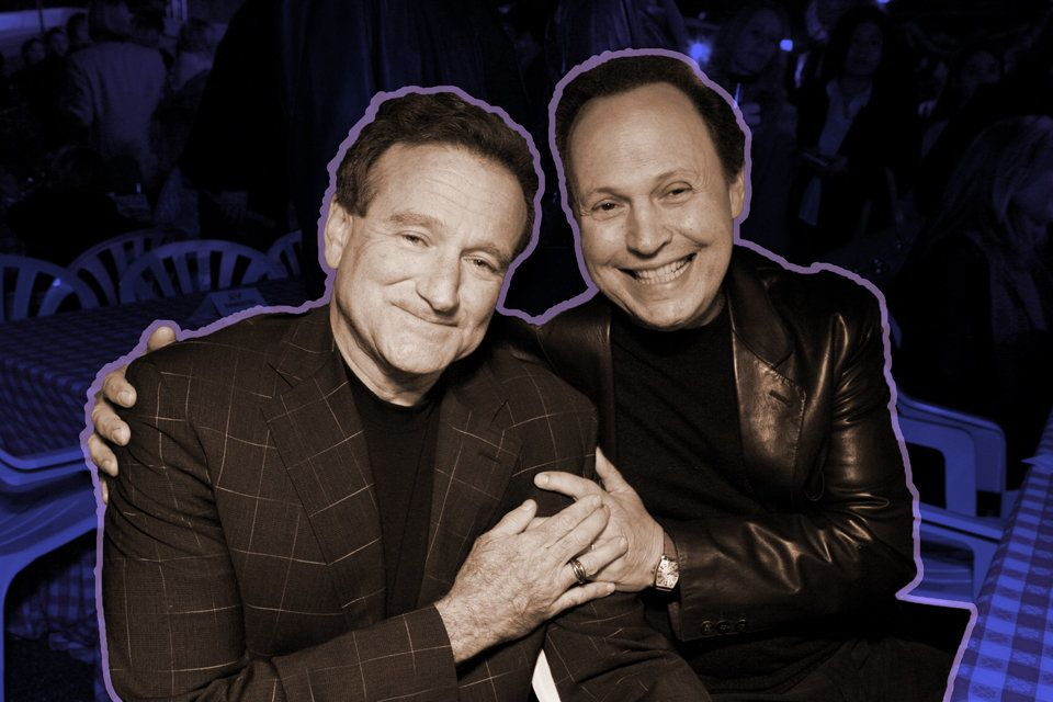 You'll Really Miss Robin Williams After Hearing The Voicemails He Left For Billy