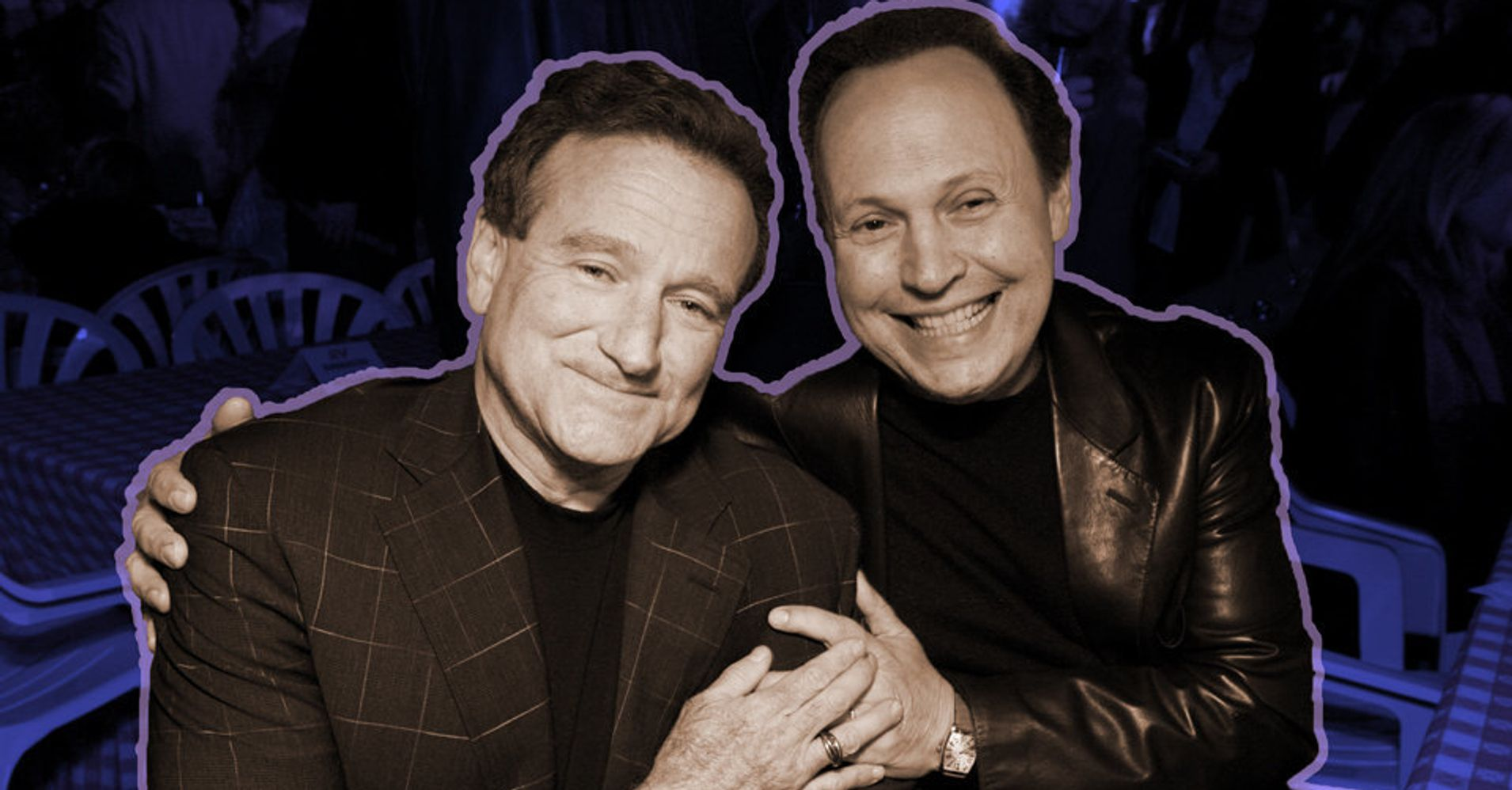 You'll Really Miss Robin Williams After Hearing The Voicemails He Left For Billy Crystal