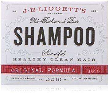 "Ditch the liquid shampoo and plastic bottles with <a href=""https://www.amazon.com/J-R-Liggett-Shampoo-Original-Formula/dp/B00"