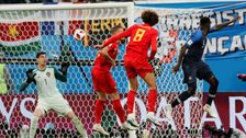 France Advances To World Cup Final