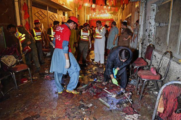 Πακιστάν: Νεκροί και τραυματίες από επίθεση αυτοκτονίας σε προεκλογική συγκέντρωση στην