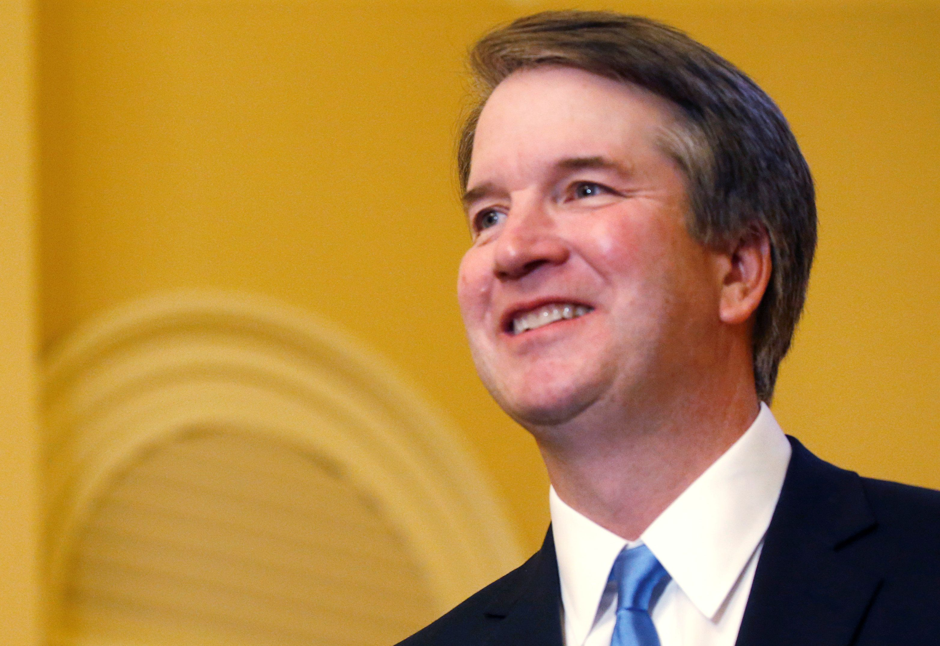 Supreme Court nominee Kavanaugh is a BIG baseball fan