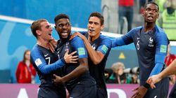 프랑스가 12년 만에 월드컵 결승에
