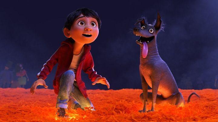 """Coco"" on Netflix."