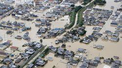 일본 폭우 사망자가 159명으로 늘었다(피해 상황