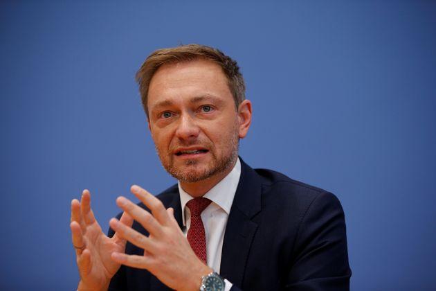 FDP-Chef Christian Lindner kritisiert die Wortwahl Markus Söders in der Asylpolitik