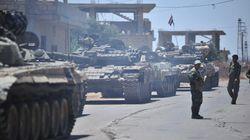 Συρία: 14 νεκροί σε επίθεση βομβιστή αυτοκτονίας στη