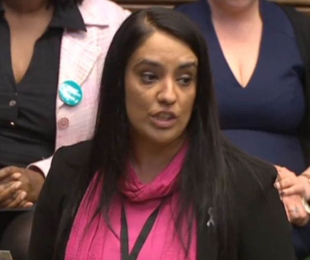 Naz Shah has joined Labour's