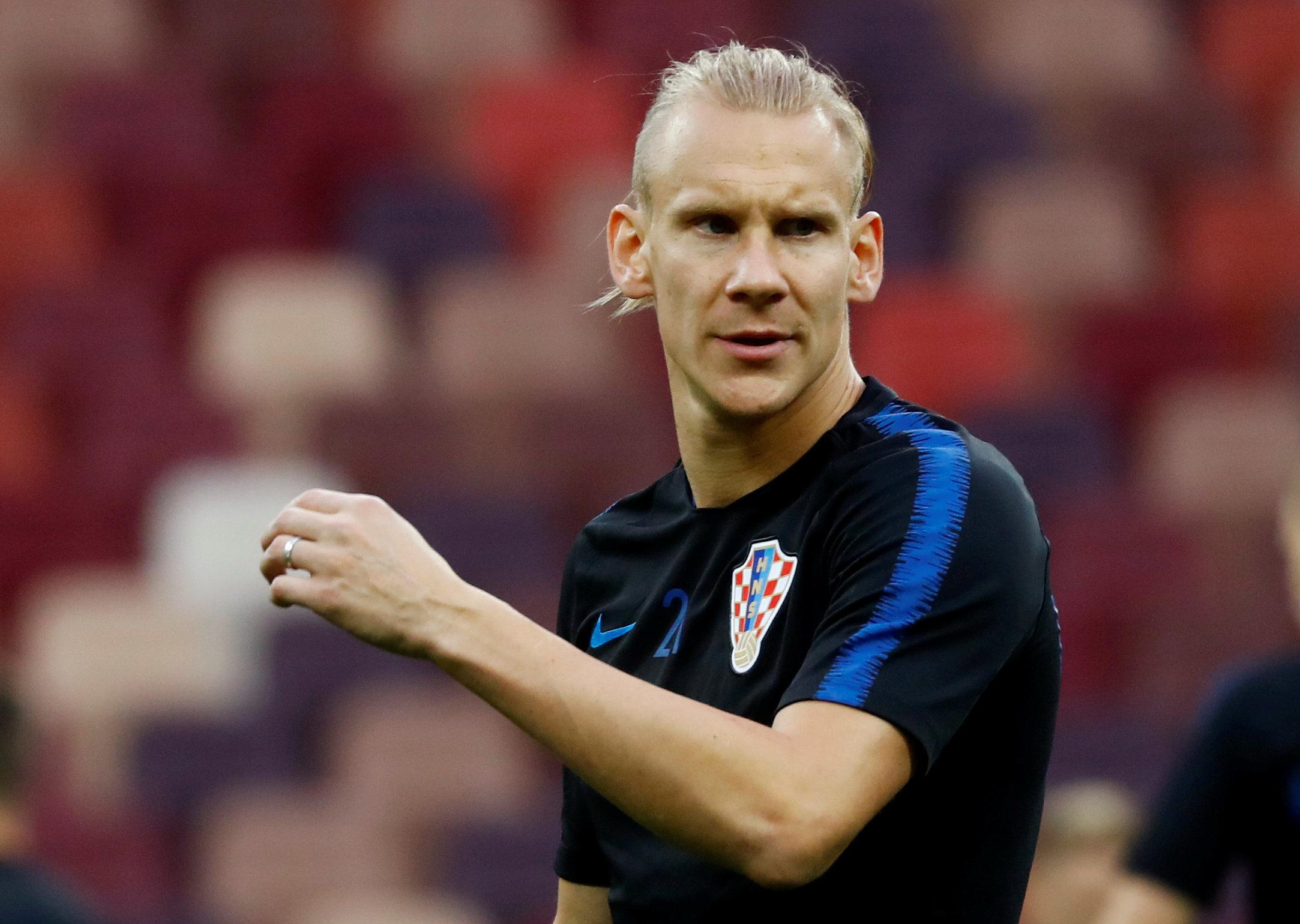 Vor WM-Halbfinale: Dieses Video könnte Kroatien-Fußballer Vida Ärger einbringen