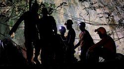 Thailand: Höhlenretter sind nur knapp einer neuen Katastrophe entronnen