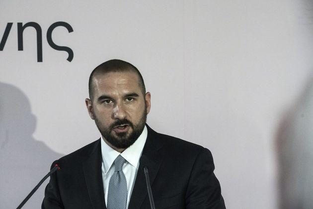 Τζανακόπουλος: Θέλουμε καλές σχέσεις με όλα τα κράτη, αλλά δεν αποδεχόμαστε συμπεριφορές που παραβιάζουν...