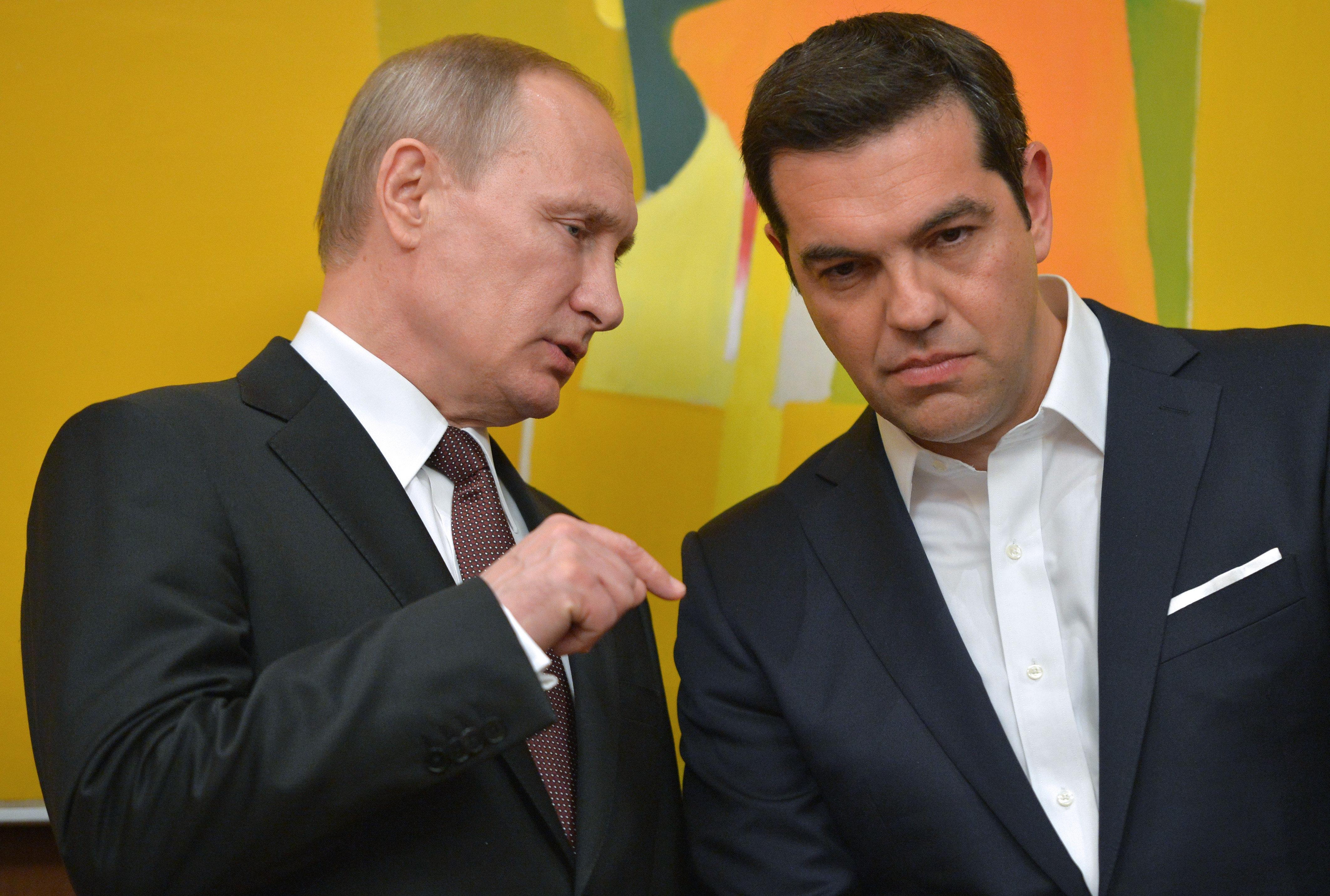 Ελληνική λάθος αντίδραση