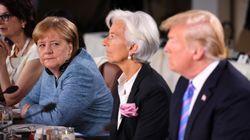 Virulente charge de Trump contre l'Allemagne au sommet de