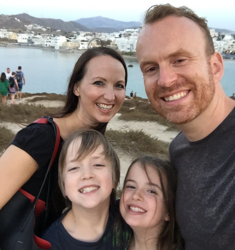 What Works For Me: Author Matt Haig On Practising Yoga In His Kids' Bedrooms To Relieve