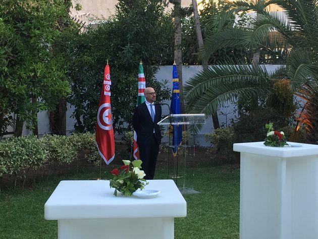 Lagence italienne pour la coopération au développement inaugure son