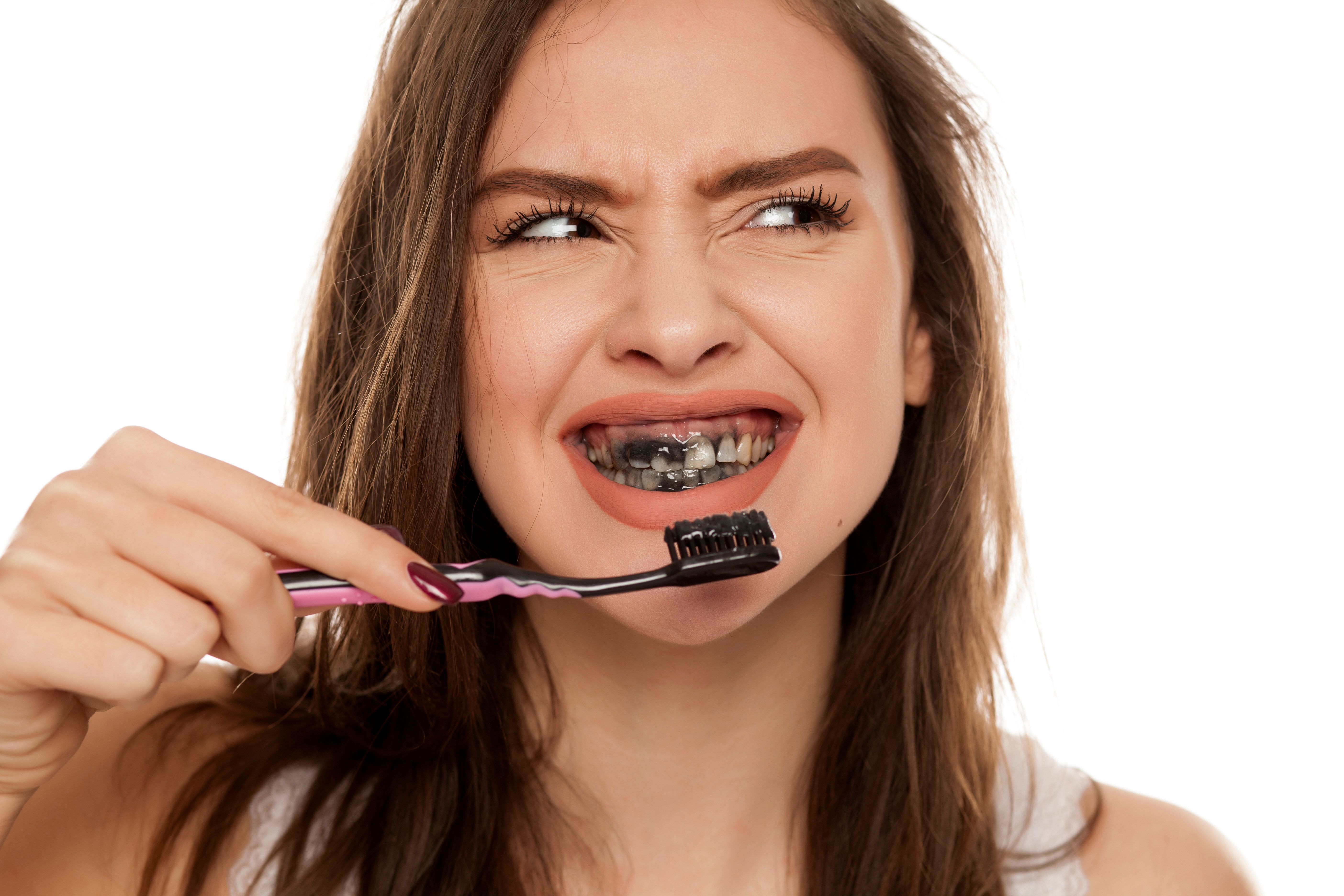 Is Charcoal Toothpaste Safe? Dentists Explain The