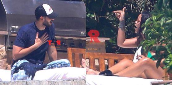Les photos de Rihanna avec son petit ami saoudien valent le