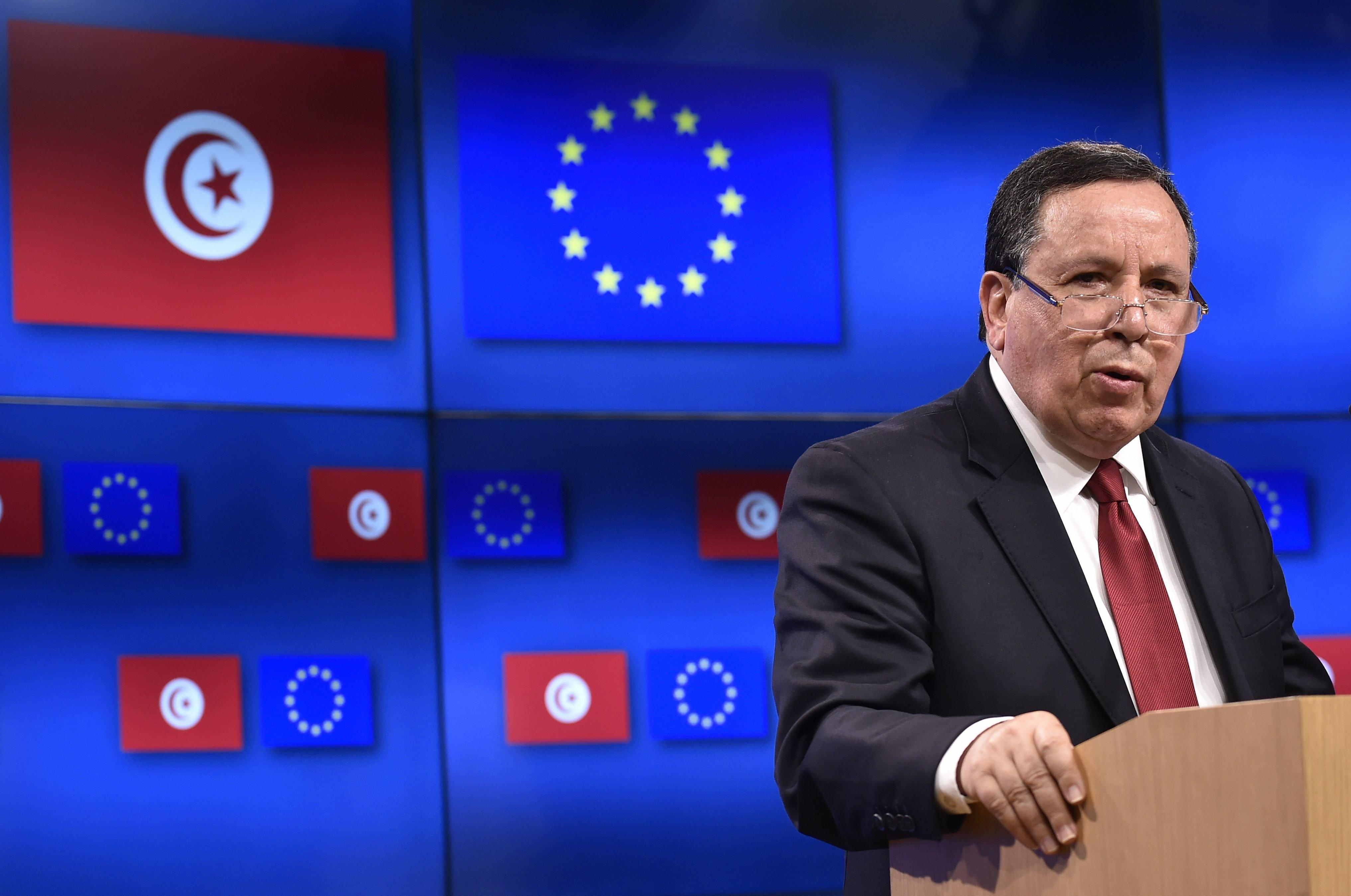 Le plaidoyer de Khemaies Jhinaoui pour le développement d'une migration régulière entre la Tunisie et
