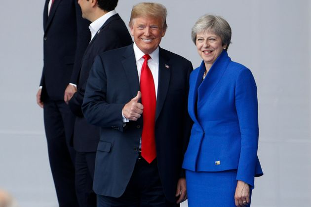 As An American In The UK, Here's What I Want May To Say To