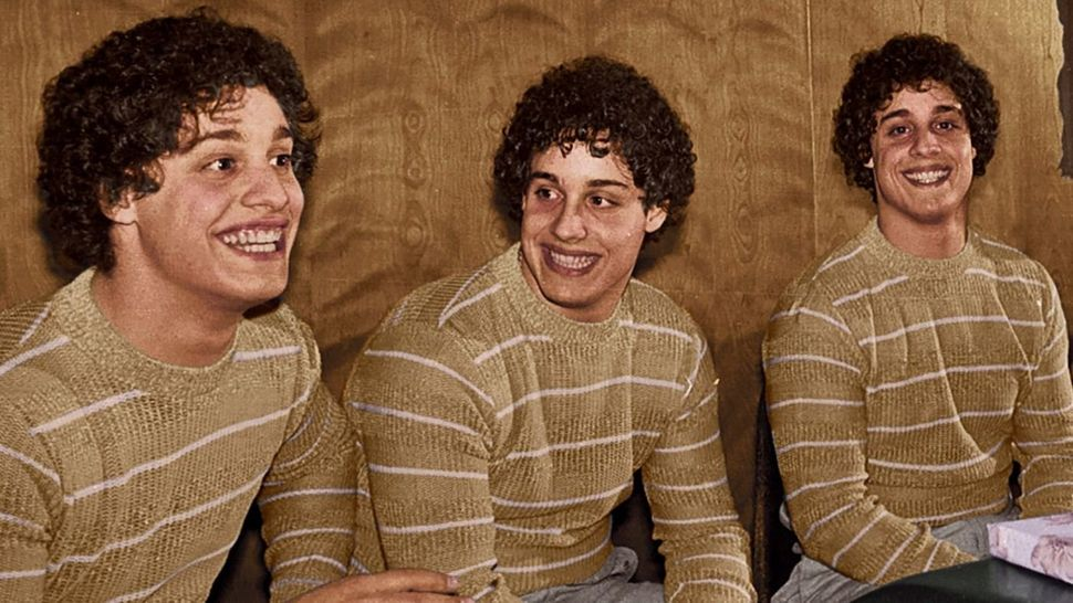"""Three Identical Strangers."""