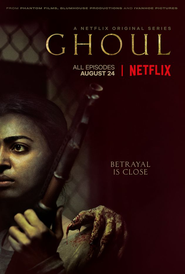 'Ghoul,' Netflix's First Horror Series From India, Will Give You Serious