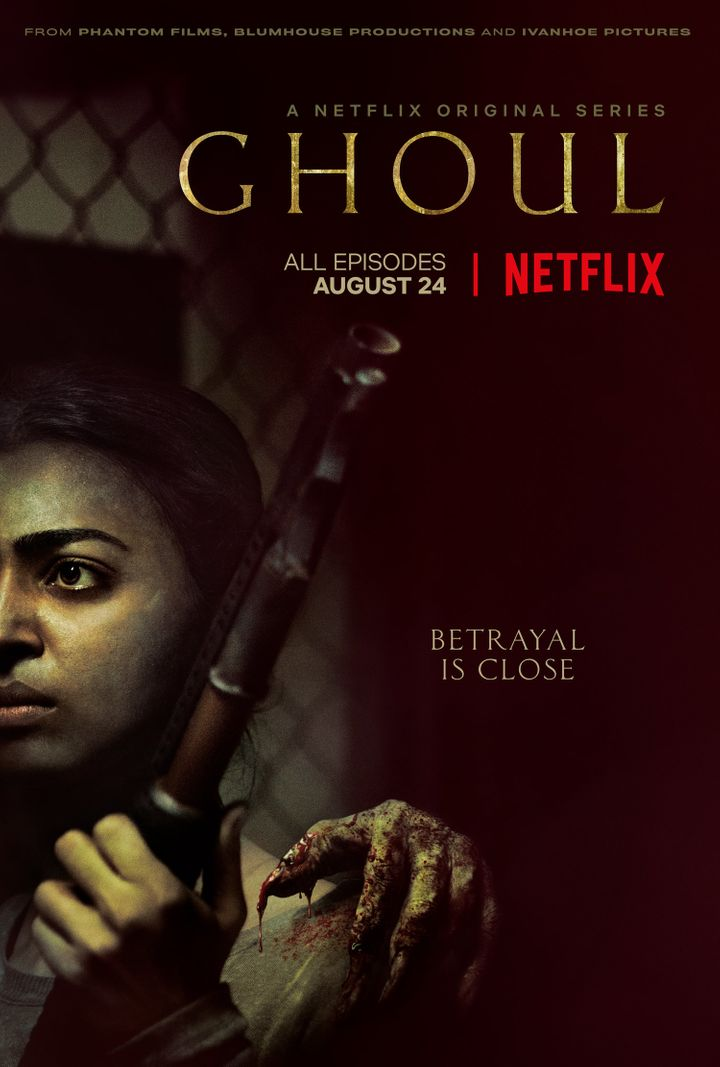 Ghoul,' Netflix's First Horror Series From India, Will Give