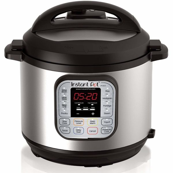 "<strong>Normally</strong>: $100<br><strong>Sale</strong>: $59<br>Get it <a href=""https://www.amazon.com/Instant-Pot-Multi-Use"