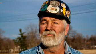 Mike Flip Wilson photographed in 2014 was one of the whistleblowers who spoke out about allegedly fraudulent practices at Armstrong Coal
